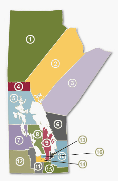 Find your Region - Community Futures Manitoba