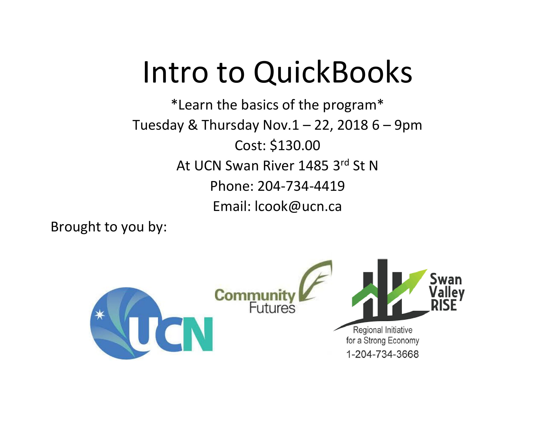 Intro to QuickBooks AD 1