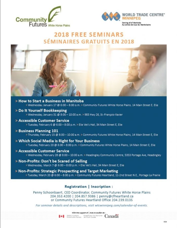 Free Seminars & Dates Announced