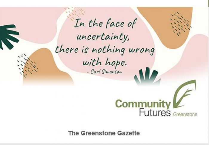 The Greenstone Gazette