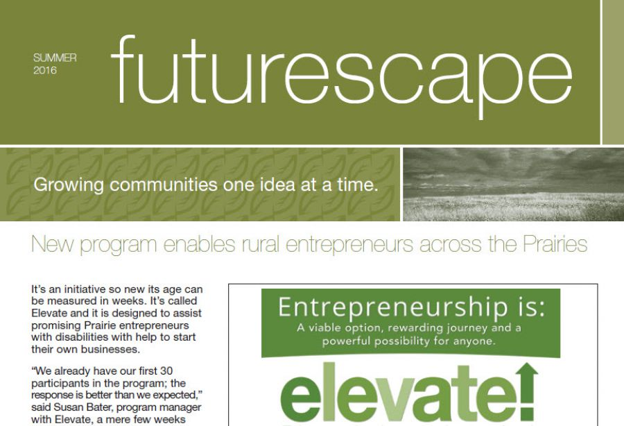 ELEVATE Enables Rural Entrepreneurs Across the Prairies