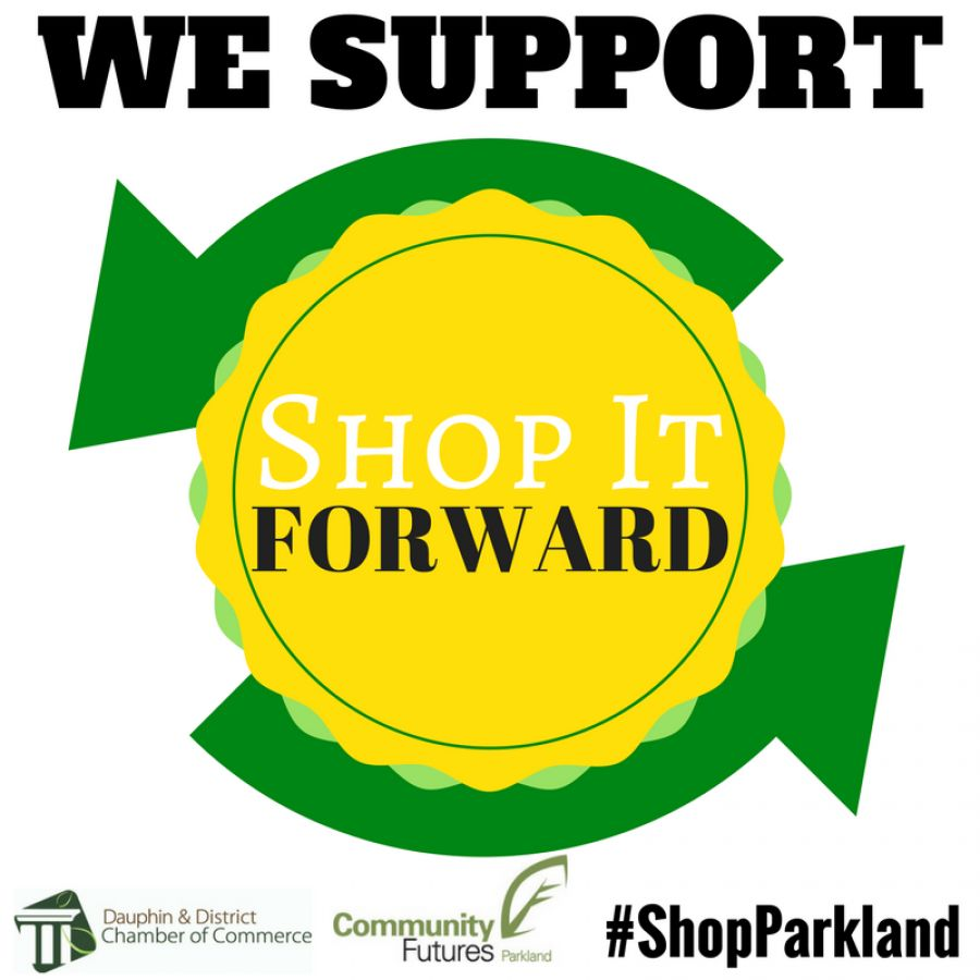 "Second ""Shop it Forward"" Movement"