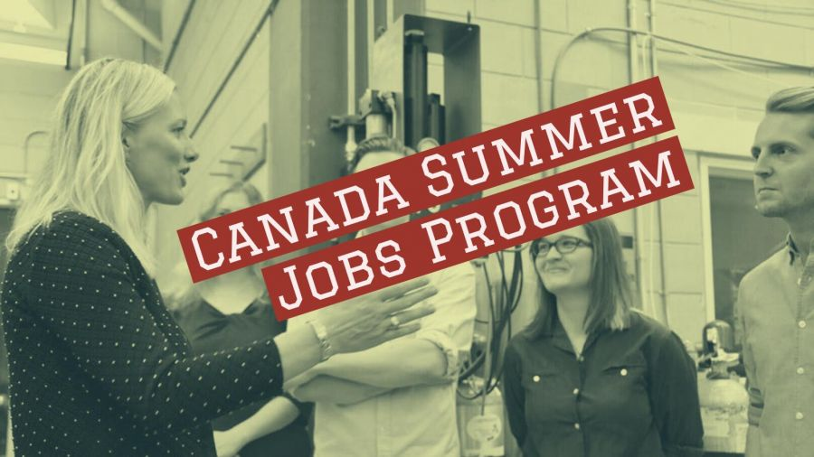 The 2018 Canada Summer Jobs Initiative is Now Accepting Applications