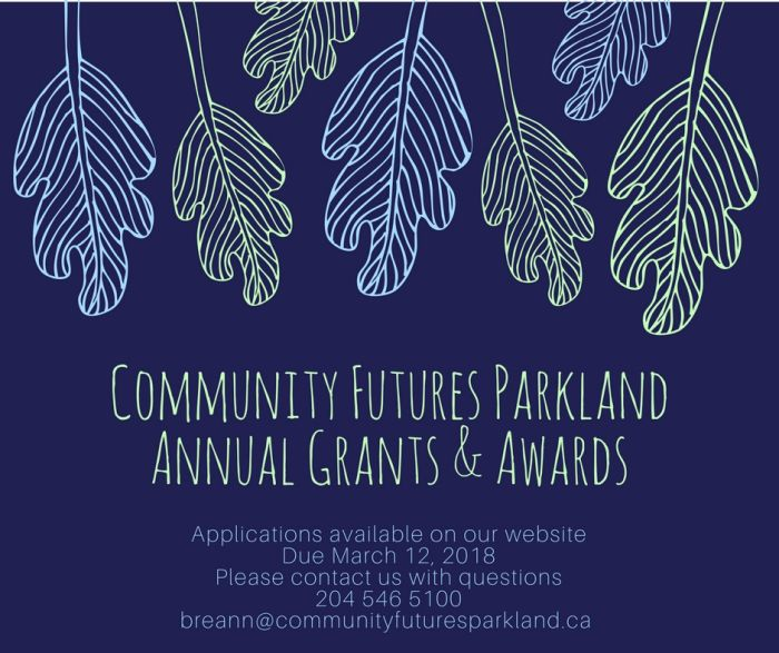 2018 Grants & Awards